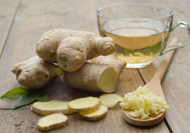 Benefits of Ginger on the Candida Diet